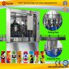 Máquina de enchimento Carbonated pequena da lata de bebida