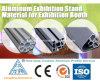 Extrusão de alumínio para a cabine da exposição