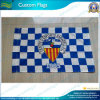C. испанское Custom 100d Polyester Flag F. Centred Esports Sabadell (J-NF01F09030)