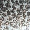 Разрядки печати ожога бархат вне Silk