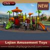 CE étonnants Kids Play plastique en plein air Aire de jeux pour le parc (12045A)