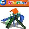 Парк детей репроектора скольжения Manufaturer фабрики напольный Toys оборудование спортивной площадки