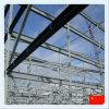 Edilizia prefabbricata chiara della struttura d'acciaio