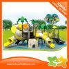De openlucht Dia van de Buis van het Pretpark van de Interactie Voor Jonge geitjes