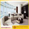 De recentste Bank van Maan 5 Seater van het Ontwerp Luxe Halve Moderne Sectionele