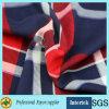 Ткань рейона фабрики оптовая с картиной шотландки для рубашки