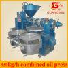 Máquina de la prensa del aceite de cacahuete de la cosechadora de Guangxin
