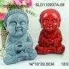 2014新製品の小型の樹脂の赤ん坊の仏の彫像