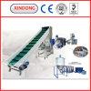 PET pp., das waschende Recycing Maschine/Zeile zerquetscht