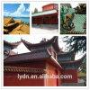 Ceramic MaterialルオヤンDannuo Roof Tilesの防水およびDurable