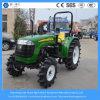 Аграрные ферма/лужайка/сад/гулять/компактный трактор с муфтой этапа управления рулем силы двойной