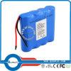 3.7V het Pak van de 8800mAh 18650 Batterij