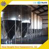 depósitos de fermentación cónicos de la cerveza 1000L-3000L, equipo de la cerveza del arte