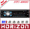 Autoradio-MP3-Player des Auto-Audiospieler-Stc-4003u, beweglicher MP3-Player, Spieler des Auto-MP3
