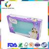 Da fábrica da alta qualidade da cor do papel da embalagem caixa 100% de presente cosmética