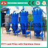 2016 Pers van de Filter van de Olie van het Blad van het Roestvrij staal van de Hoge Efficiency de Verticale
