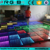 DMX 3D Mirror LED Portable Dance Floor para Disco DJ Bar Party Event Light