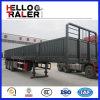 40 de voet Hoge Semi Aanhangwagen van de Lading van de Omheining van de Aanhangwagens van de Vrachtwagen van de Zijwand