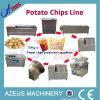 Vente chaude en pommes chips de l'Asie 30kg/H faisant la machine