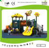 Tunnel (KQ20031A)를 가진 Kaiqi Small Animal Themed Children Playground Slide Set