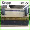 Máquina de dobra hidráulica da placa do CNC, dobrador da placa Wc67y-300t/5000