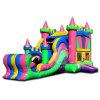 Castello rimbalzante gonfiabile T2-138