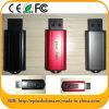 Populaire Glijdende Plastic Schijf USB met het Embleem van de Douane (ET525)
