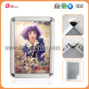 25mm Round Aluminum Photo Picture Snap Frame
