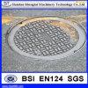 システムステンレス鋼のマンホールカバー火格子を付けることをロックする60X60