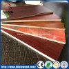 madeira compensada decorativa comercial do MDF da melamina da classe da mobília da colagem de 4X8 E1 E2