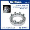 8 agujeros PCD 8X6.5 '' adaptador de la rueda de la aleación de aluminio
