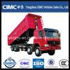 De Vrachtwagen van de Kipwagen van Sinotruk HOWO van de levering 8X4