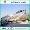 소형 Marine Folding Crane Hydraulic Crane 15ton