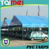 Pvc Met een laag bedekt Geteerd zeildoek, Tarps voor Behandelen van de Tent Gemaakt in China