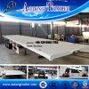 De hete de 3-assen van de Verkoop 40FT Flatbed Semi Aanhangwagen van de Vrachtwagen van de Container