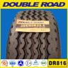 Precios del neumático de la venta de los distribuidores autorizados del neumático en el neumático de goma 385/65r22.5-Dr816 de China