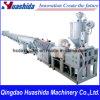 Ligne en plastique d'extrusion de pipe d'approvisionnement en eau de gaz de HDPE d'extrudeuse