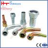 Le joint circulaire mâle de Bsp SAE de pouce 1/4'-2'a modifié l'embout de durites hydraulique (12211)