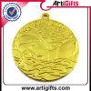 Médaille d'or personnalisée pour le concours de natation