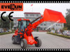 Euroiii EngineのセリウムTelescopic Forklift Loader