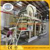 De Druk die van Flexo van de Verwerking van het Document van de apparatuur het Weefsel die van het Gezicht vouwen Machine maken