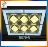 Lampada acrilica moderna del lampadario a bracci di rettangolo dell'indicatore luminoso di soffitto
