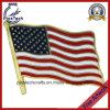 깃발 접어젖힌 옷깃 Pin 의 고품질 핀, 유효한 자유로운 삽화