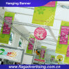 실내 옥외 직물 깃발 기치 인쇄의 공장