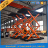 Automobile Lift Hydraulic Used Car Lifting Equipment con Ce