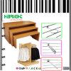 Vector promocional de la visualización del MDF del almacén de la ropa de la ropa