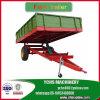 Новый европейский установленный трактор машинного оборудования фермы трейлера типа сбрасывающ трейлер