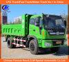 5-10tons 4*2 Fotonの小型ダンプの貨物自動車のトラック