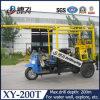 La plate-forme de forage de Xy-200t pour le puits d'eau a monté sur le tracteur