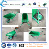 호주 (Wb6414-1)를 위한 Quality 높은 Plastic Tray 정원 Wheelbarrow